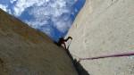 Kristian Sørensen på Astroman i Yosemite